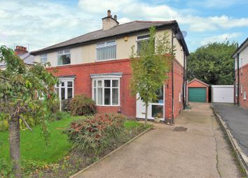 Thumbnail 3 bed semi-detached house for sale in Herringthorpe Grove, Rotherham
