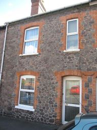 Thumbnail 3 bedroom terraced house to rent in Bampton Street, Minehead