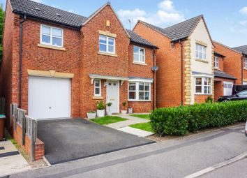 Thumbnail 5 bed detached house for sale in Tom Blower Close, Wollaton