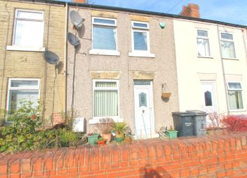 3 bed terraced house for sale in Creswell Road, Clowne, Chesterfield S43