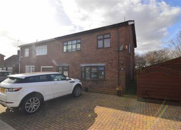 Thumbnail 3 bed semi-detached house for sale in Portsea Road, Tilbury, Essex