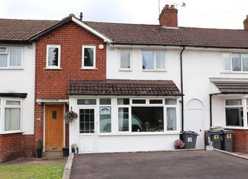 3 bed terraced house for sale in Lanchester Road, Birmingham B38