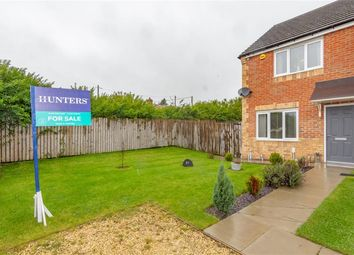 2 bed semi-detached house for sale in Dewhirst Close, Leadgate, Consett DH8