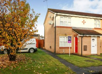Thumbnail 2 bed flat for sale in Gambeson Crescent, Stirling
