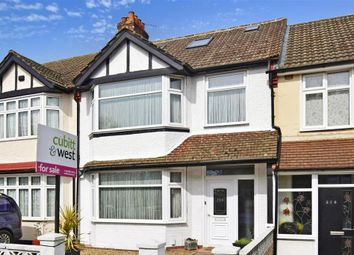 Thumbnail 5 bed terraced house for sale in Stafford Road, Wallington, Surrey