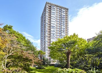 Thumbnail 3 bed flat for sale in Quadrangle Tower, Cambridge Square, London