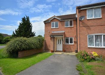 Thumbnail 1 bedroom end terrace house for sale in Lower Meadow, Quedgeley, Gloucester