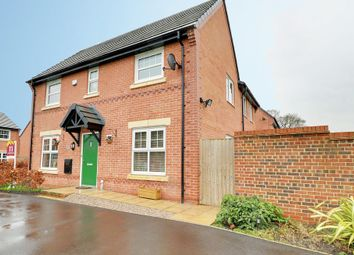 Thumbnail 3 bed semi-detached house for sale in 1 Pasture Close, Sandbach, Cheshire