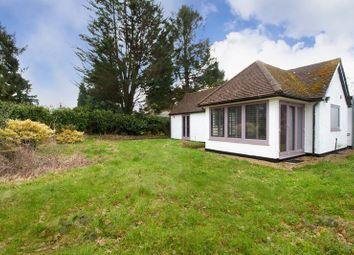 Thumbnail 3 bed detached bungalow for sale in Southview Road, Woldingham, Caterham