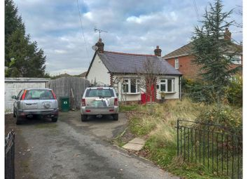 Thumbnail 3 bed bungalow for sale in Oakfield Road, Blacon, Chester