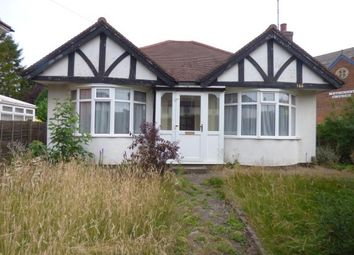 Thumbnail 2 bed bungalow for sale in Moat Street, Wigston, Leicestershire