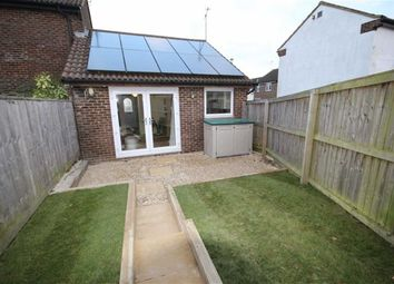 Thumbnail 1 bed semi-detached bungalow for sale in Melrose Close, Westlea, Swindon