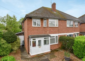 Thumbnail 3 bed semi-detached house for sale in The Byeway, Banbury