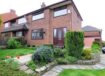 Thumbnail 3 bed semi-detached house for sale in Hollies Road, Wilpshire, Blackburn, Lancashire