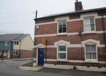Thumbnail 2 bed semi-detached house to rent in Marsh Street, Stafford