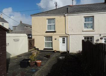 Thumbnail 2 bed end terrace house for sale in Victoria Road, St Austell, St. Austell