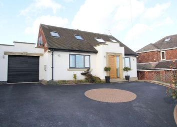 Thumbnail 4 bed detached bungalow for sale in Hill Top Rise, Grenoside, Sheffield, South Yorkshire