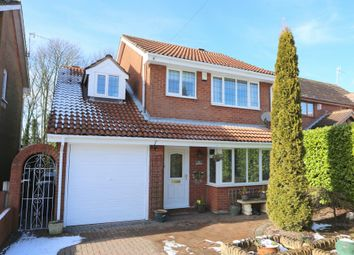 Thumbnail 5 bed detached house for sale in Fernhurst Grove, Lightwood