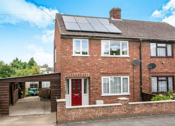 Thumbnail 3 bed semi-detached house for sale in Newton Road, Stowmarket