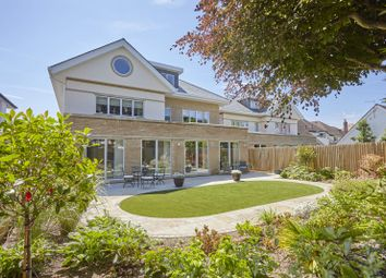 Thumbnail 6 bed detached house for sale in St Clair Road, Canford Cliffs, Poole, Dorset