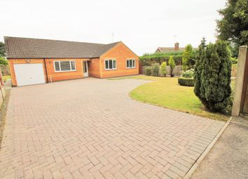 Thumbnail 3 bed detached bungalow for sale in Earlswood Drive, Mansfield