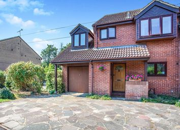 Thumbnail 4 bed detached house for sale in The Pastures, Watford