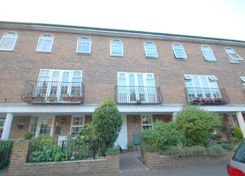 Thumbnail 4 bed town house for sale in Queens Road, Gosport