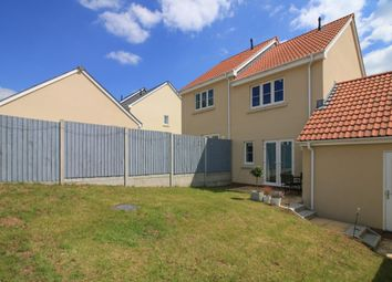 Thumbnail 2 bed semi-detached house for sale in Aggett Grove, Bovey Tracey, Newton Abbot