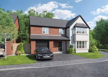 Thumbnail 4 bed detached house for sale in Piermont Drive, Tutshill, Chepstow