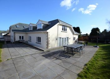 Thumbnail 5 bed detached house for sale in Dean Road, Plymouth, Devon