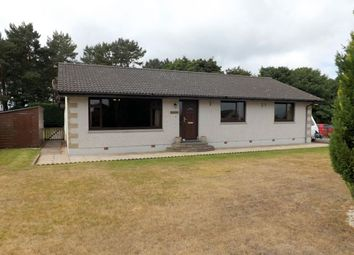 Thumbnail 4 bed detached bungalow for sale in Rhanna, Broomhill, Newton, Tain