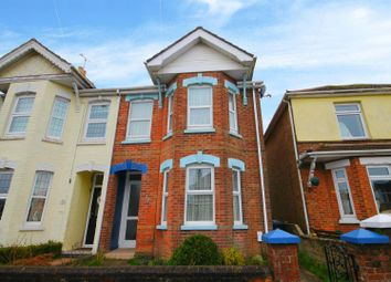 Thumbnail 3 bed semi-detached house for sale in Sterte Road, Oakdale, Poole