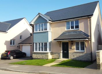 Thumbnail 4 bed detached house for sale in Baileys Meadow, Hayle