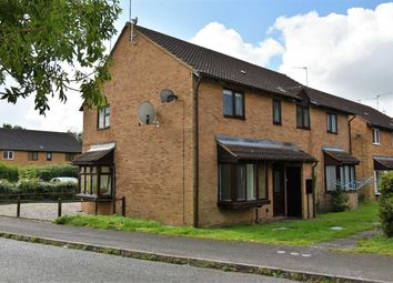 Thumbnail 2 bed end terrace house to rent in Senwick Drive, Wellingborough