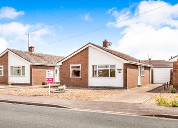 Thumbnail 2 bed detached bungalow for sale in Chestnut Crescent, March