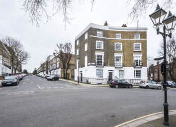 Thumbnail 3 bed maisonette for sale in Percy Circus, London