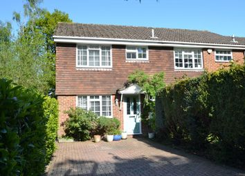 Thumbnail 3 bed semi-detached house for sale in Badger Road, Chatham