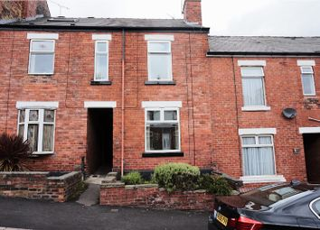 Thumbnail 3 bed terraced house for sale in Darwin Road, Sheffield