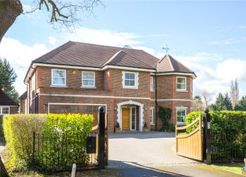 Thumbnail 6 bed detached house for sale in Arkley Lane, Arkley, Barnet