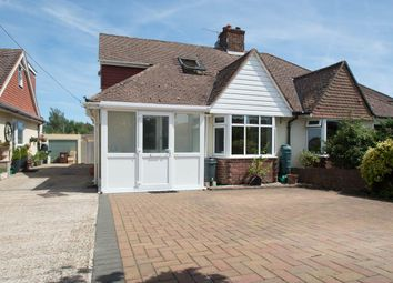 Thumbnail 2 bed semi-detached house for sale in Coppice Avenue, Willingdon, Eastbourne