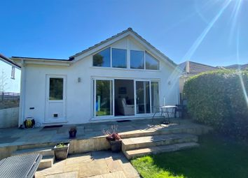 Thumbnail 3 bed semi-detached bungalow for sale in Sherwood Avenue, Whitecliff, Poole