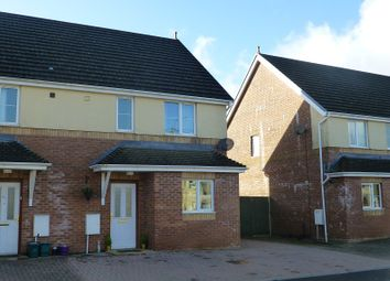 3 bed semi-detached house for sale in Pantyffynnon Road, Ammanford, Carmarthenshire. SA18