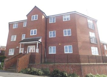 Thumbnail 2 bedroom flat for sale in East Street, Doe Lea, Chesterfield, Derbyshire