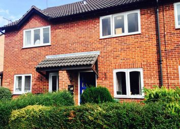 Thumbnail 2 bed town house to rent in Drovers Way, Narborough, Leicester, Leicestershire