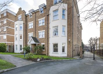 Thumbnail 2 bed flat for sale in Belmont Hill, London