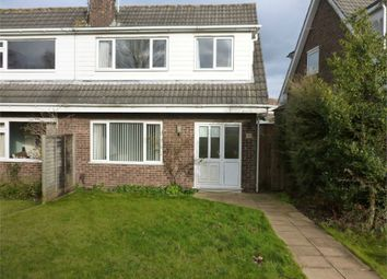 Thumbnail 3 bed semi-detached house to rent in Merlin Way, Chipping Sodbury, Bristol