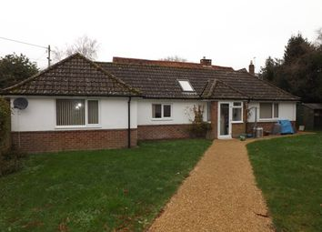 Thumbnail 3 bed bungalow to rent in East Park Lane, Lingfield