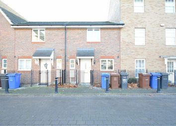 Thumbnail 3 bed terraced house to rent in Caspian Way, Purfleet, Essex