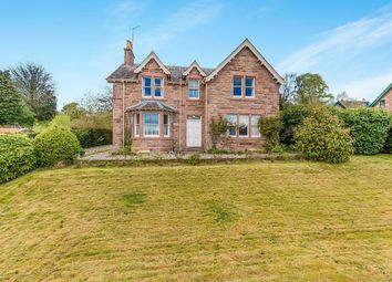 Thumbnail 4 bed detached house for sale in Craig Road, Dingwall