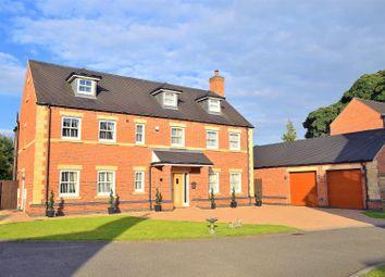 Laurel Gardens, Breadsall Village, Derby DE21. 6 bed detached house for sale